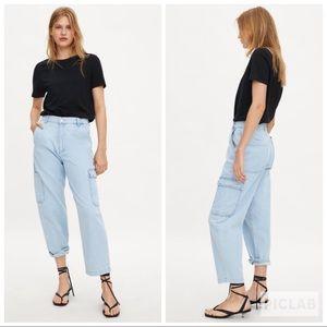NWT • Zara • Basic T-Shirt